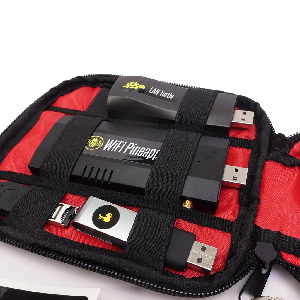 Hak5 Essentials Field Kit Tools Hak5
