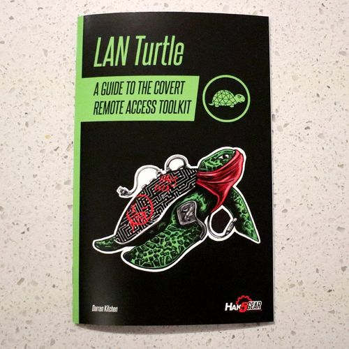 LAN Turtle Book