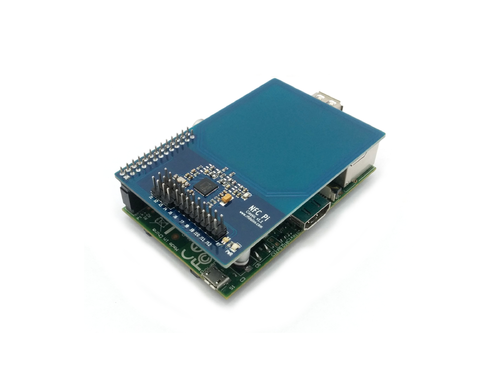 NFC Pi Classic - NFC Reader for Raspberry Pi