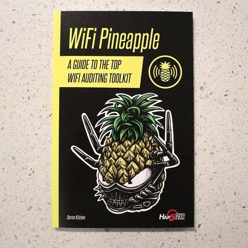Wifi Pineapple Book