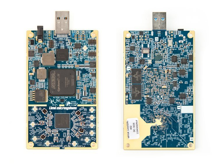 Open Source Software Defined Radio USB 3.0 100 kHz Next-Generation LimeSDR Flexible 3.8 GHz LimeSDR USB-A