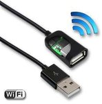 USB Keylogger Cable Wifi