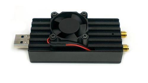 LimeSDR Mini Cooling Case